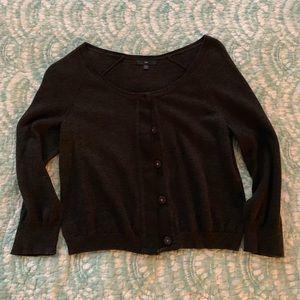 Gap Cotton/Cashmere Cardigan Sweater